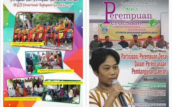Koran Gema Perempuan Pedesaan