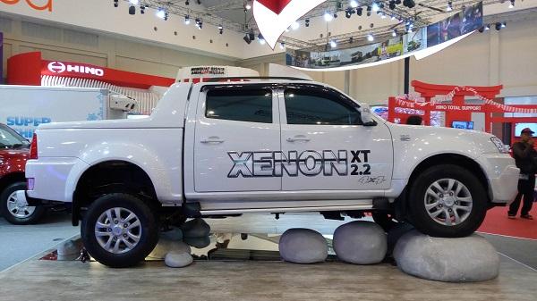 Tata Xenon XT D Cab