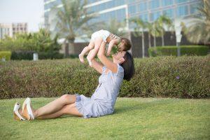 Peran Ibu dalam Menjaga Anak di masa Pandemi